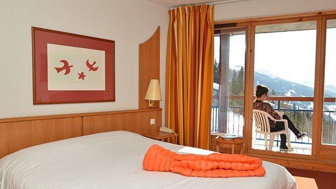 Budget Hotels Les Arcs
