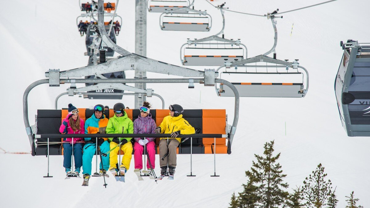 Ski Passes Alpe d'Huez