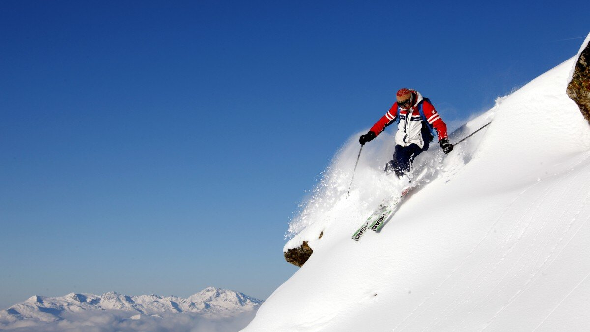 Ski Guides Courchevel