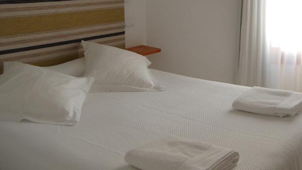 Forn Nou Hotel, Arta double bedroom
