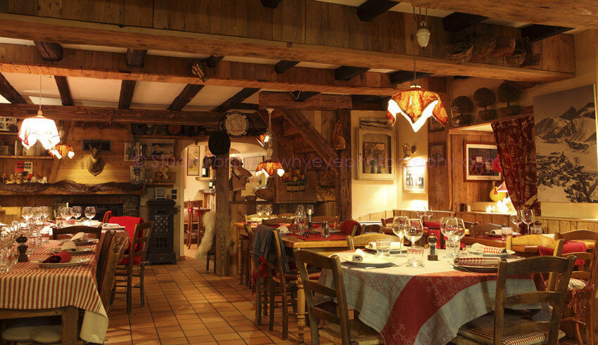 Restaurants Alpe d'Huez