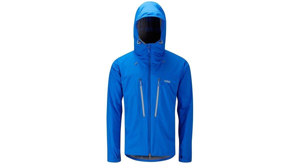 an alpine lightweight jacket