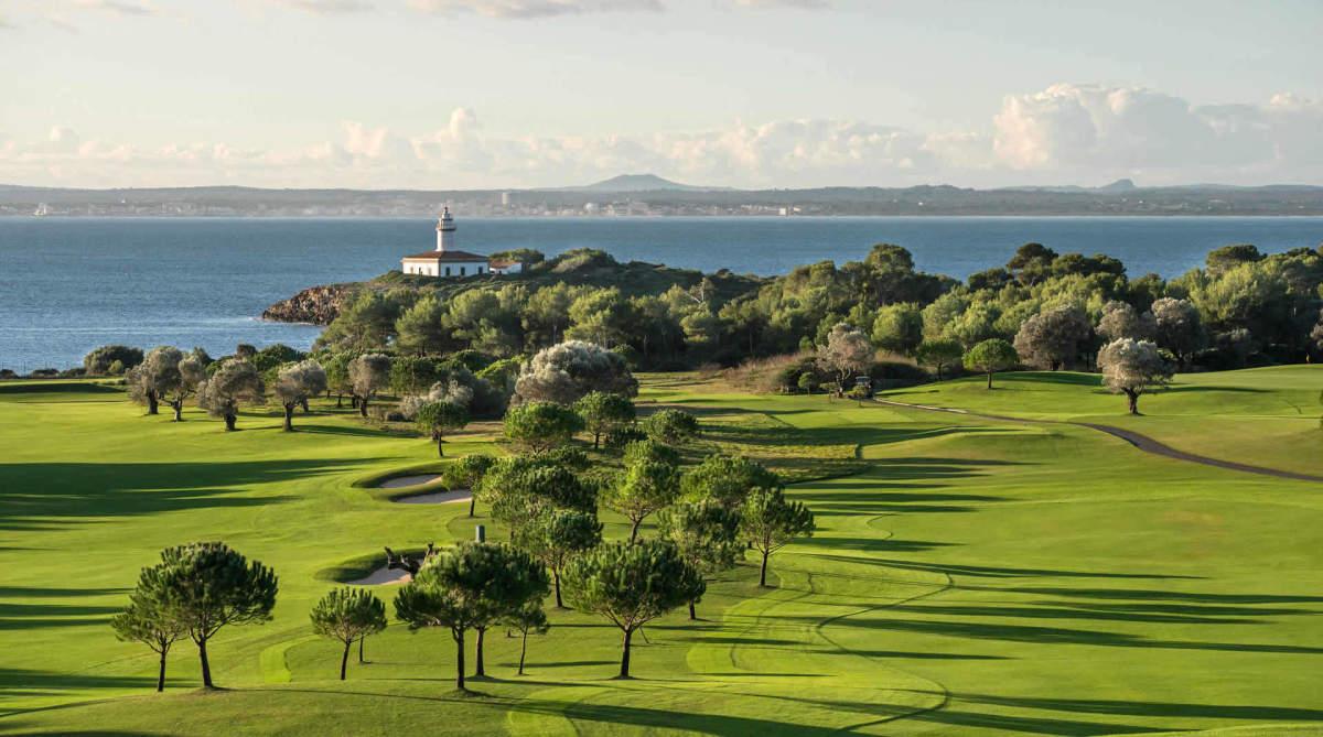 Alcanada Golf Course, Port d'Alcudia course