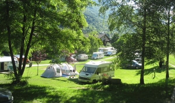 Campsites Courchevel