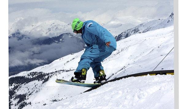 Private Ski Lessons Courchevel