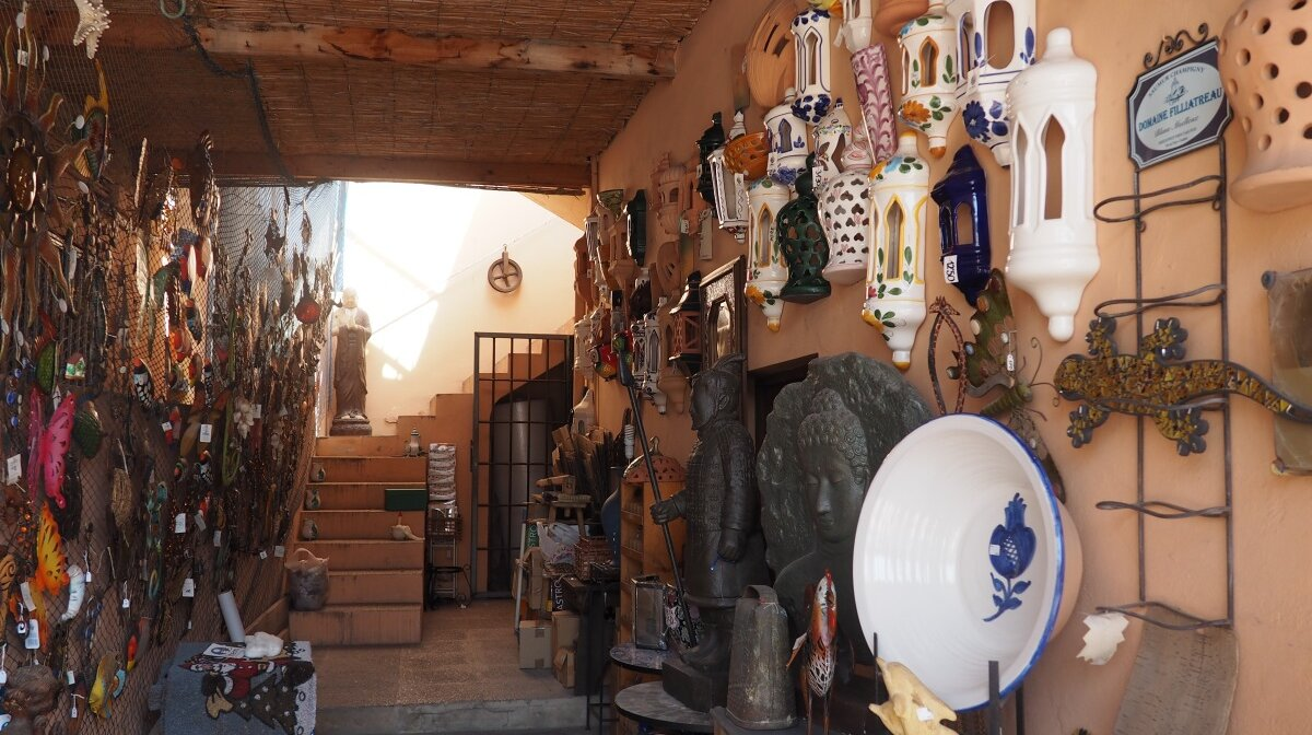quirky shops & artists workshops in sant josep in ibiza