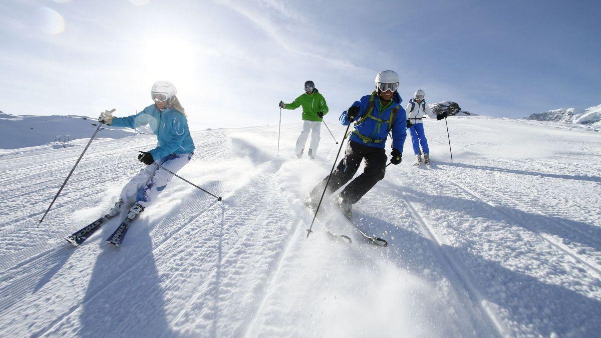 Ski Hire Les Arcs