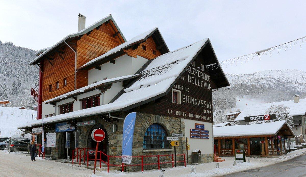 Ski/Lift Pass Offices Chamonix
