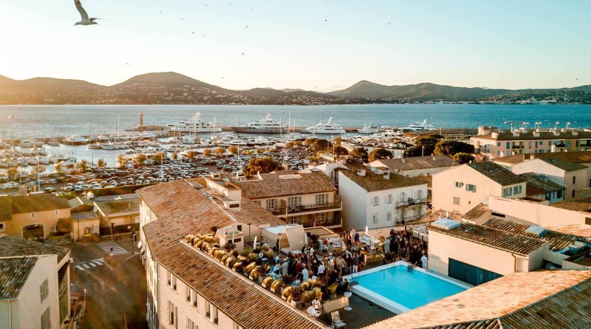 Saint Tropez' luxury hotels for summer 2019