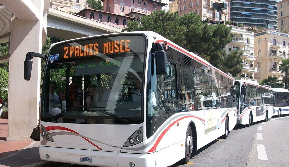 Bus Services Monaco