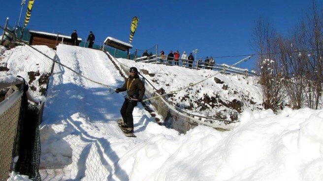Wintersports Guide Tignes