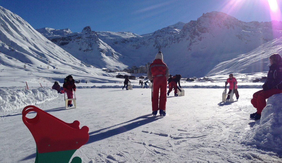 Family Activities Guide Tignes