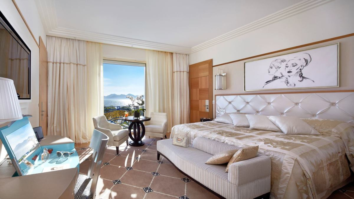 Luxury Hotels Cannes
