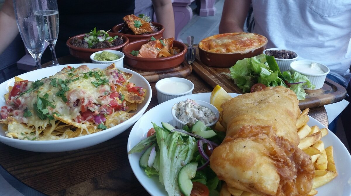 La Terrasse Restaurant Review Chamonet Com