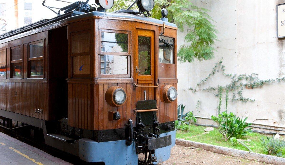 Train Services Mallorca