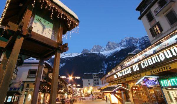 Towns & Villages Chamonix