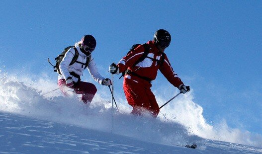 Private Ski Lessons Tignes