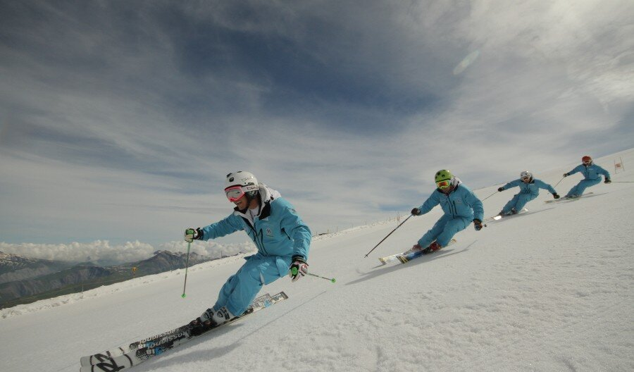 Skiing Tips Chamonix