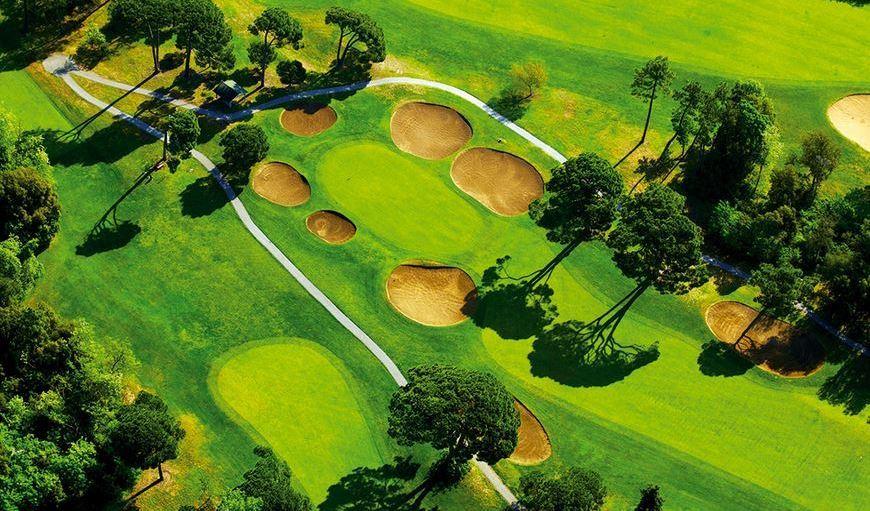 Golf Courses Nice