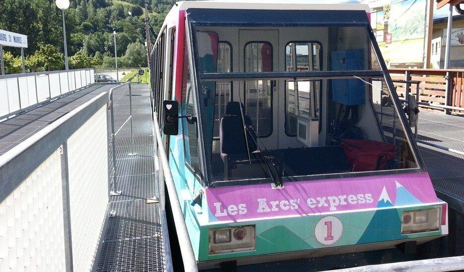 Bus Services Les Arcs