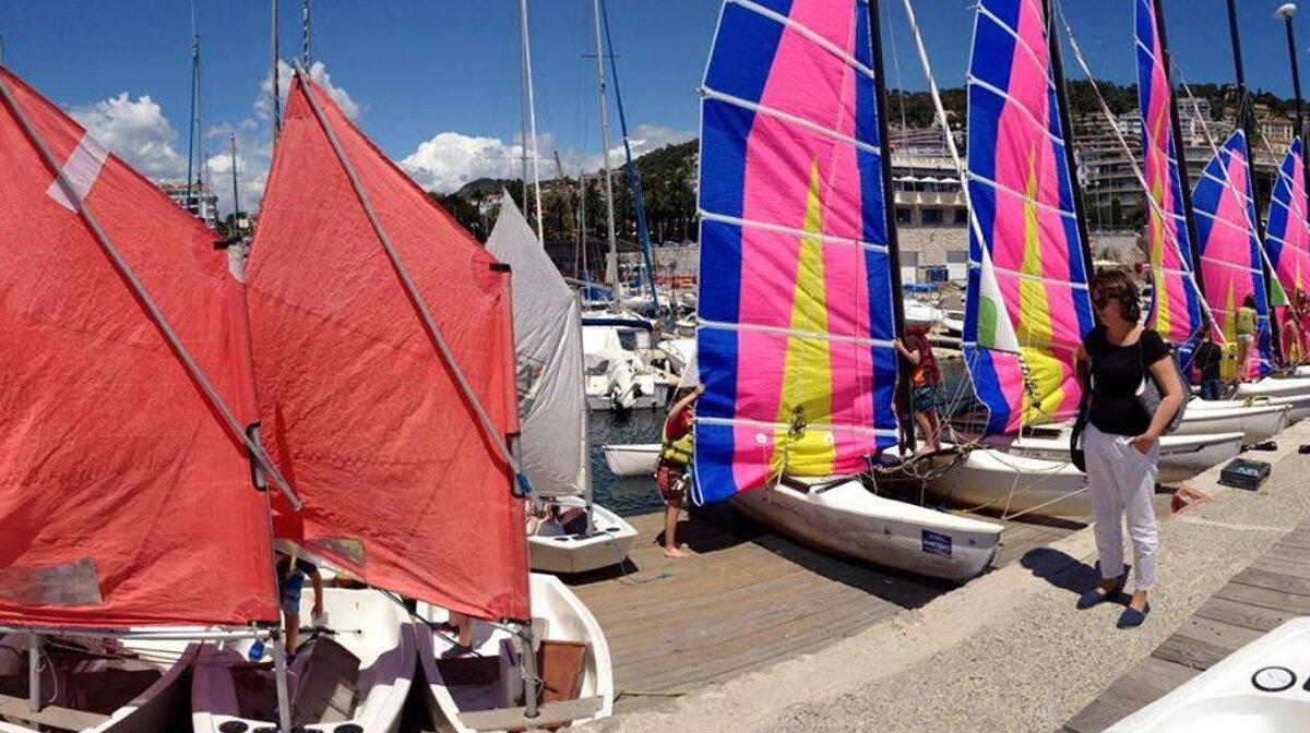 Club Nautique De Nice club nautique de nice, nice   seenice