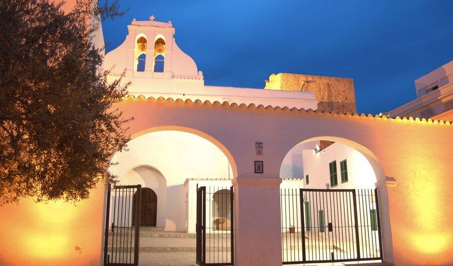 Religious Buildings Ibiza