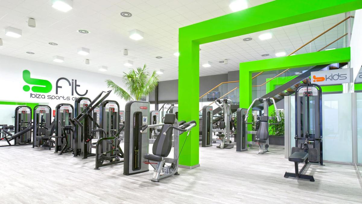 Sports Centres Ibiza