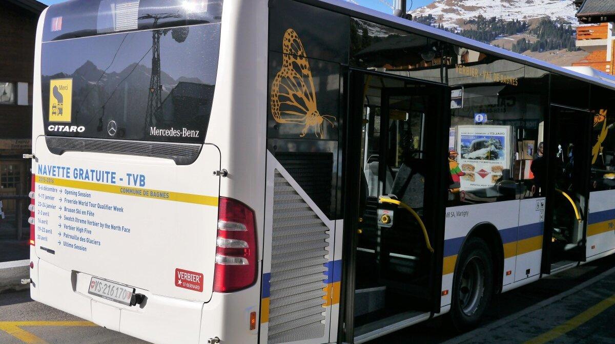 a bus inverbier
