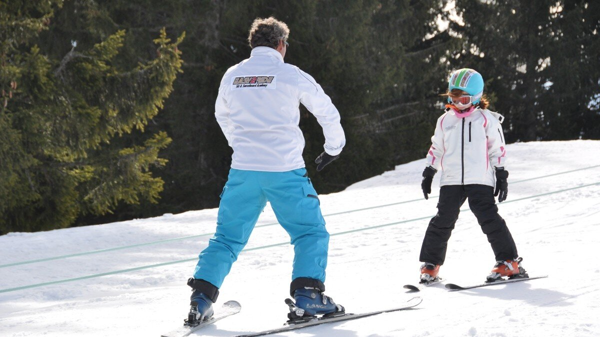 Private Ski Lessons Morzine