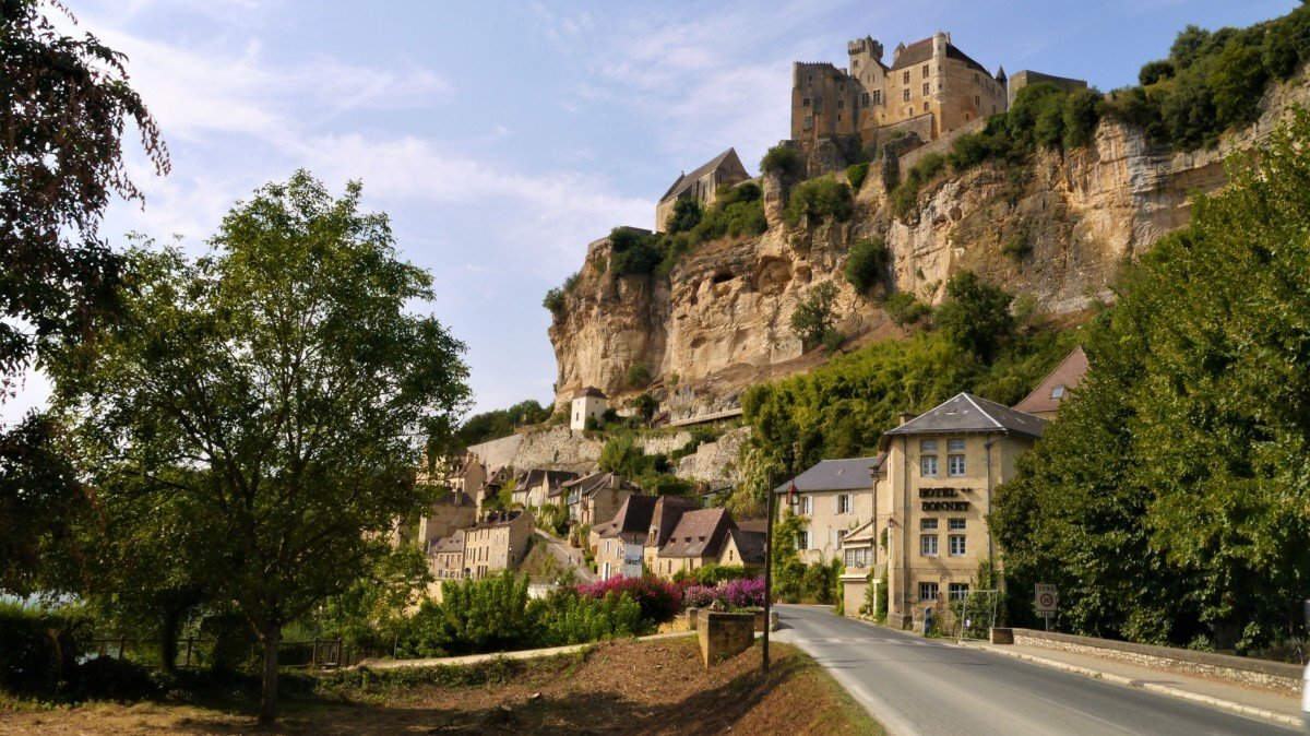 Towns & Villages Dordogne