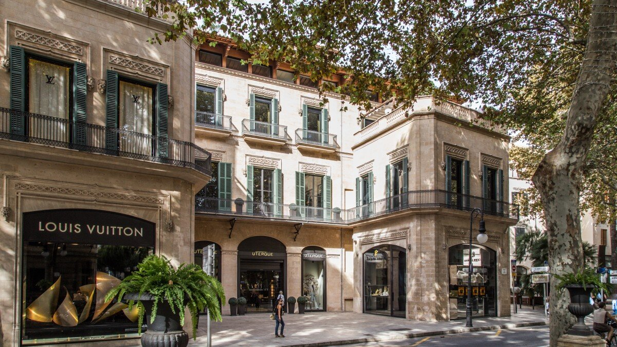 Review of Luxury Boutique Hotel Can Alomar, Palma de Mallorca exterior