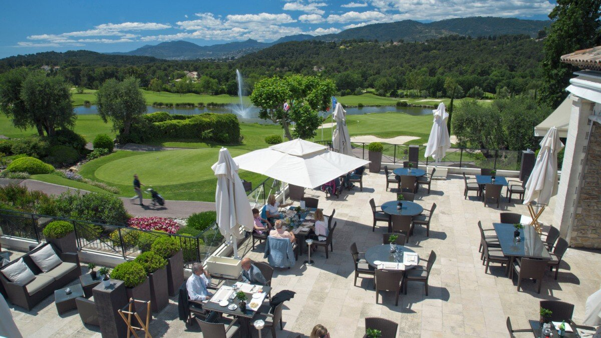Golf Hotels Antibes