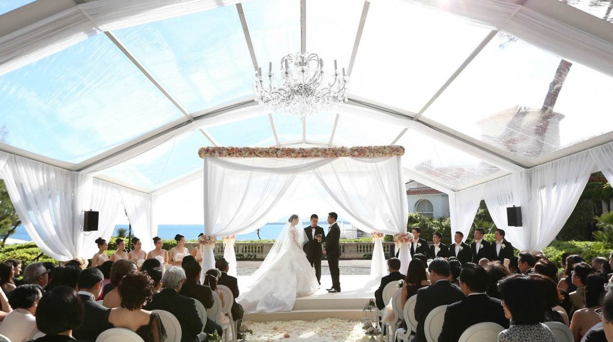 Unique Antibes wedding venues for 2019