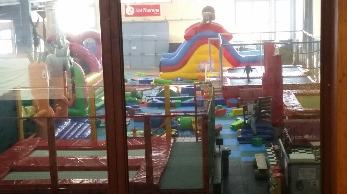 soft play in val thorens
