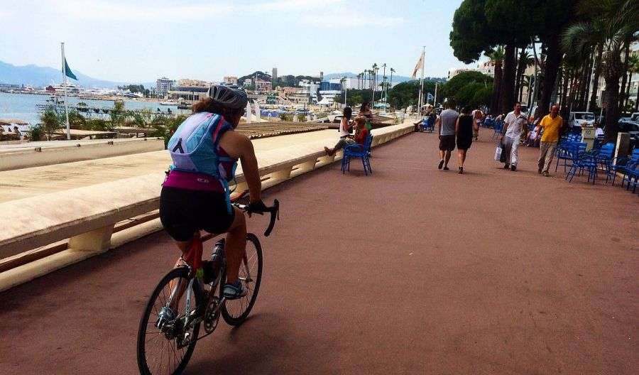 Cycling Routes Cannes