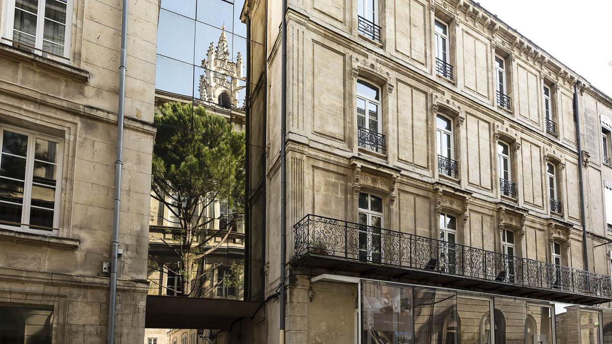 L'Horloge Hotel, Avignon exterior