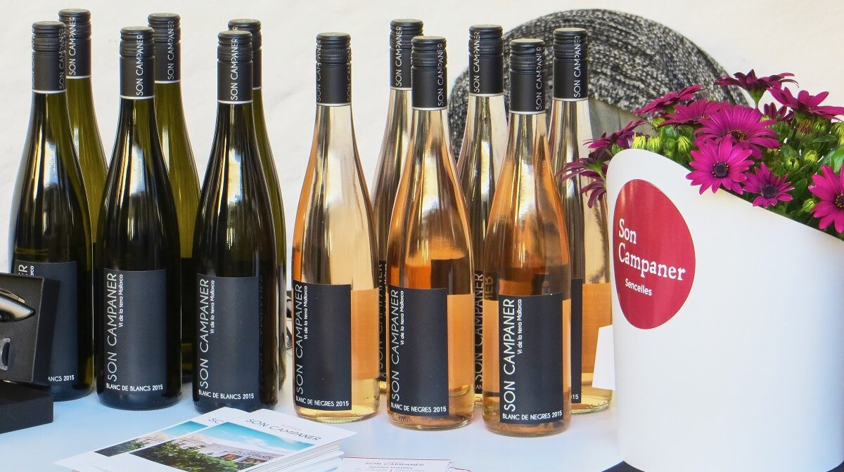 Wines from Son Campaner winery in Mallorca