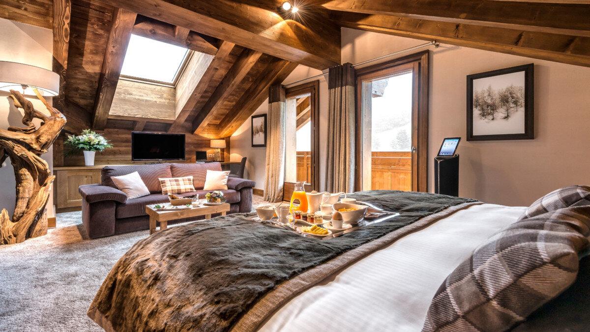 Luxury Hotels Meribel