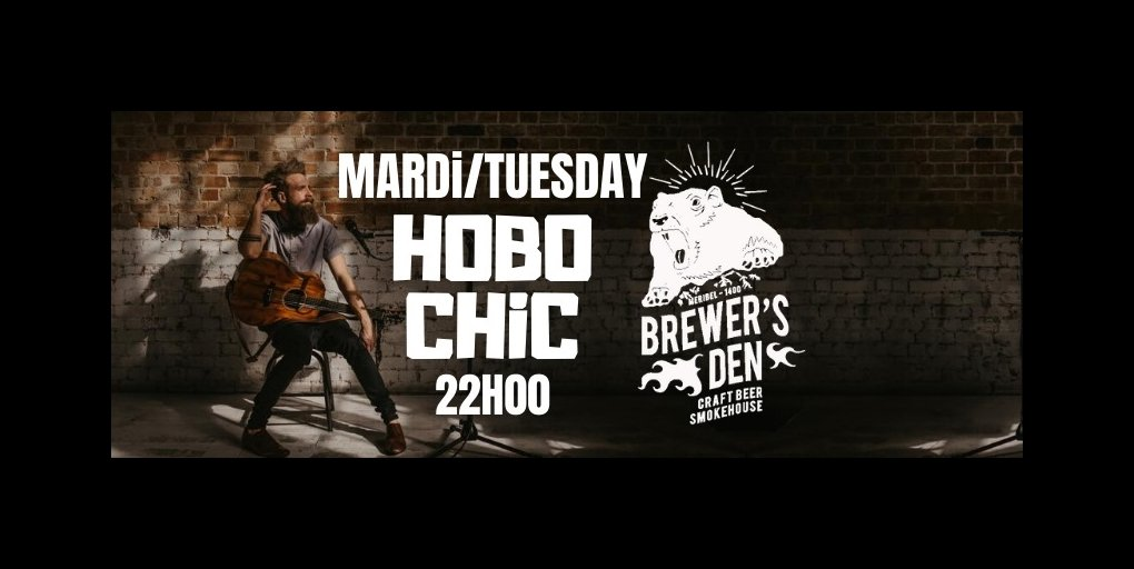 Tuesday with Hobo Chic at The Brewer's Den, Meribel - Centre