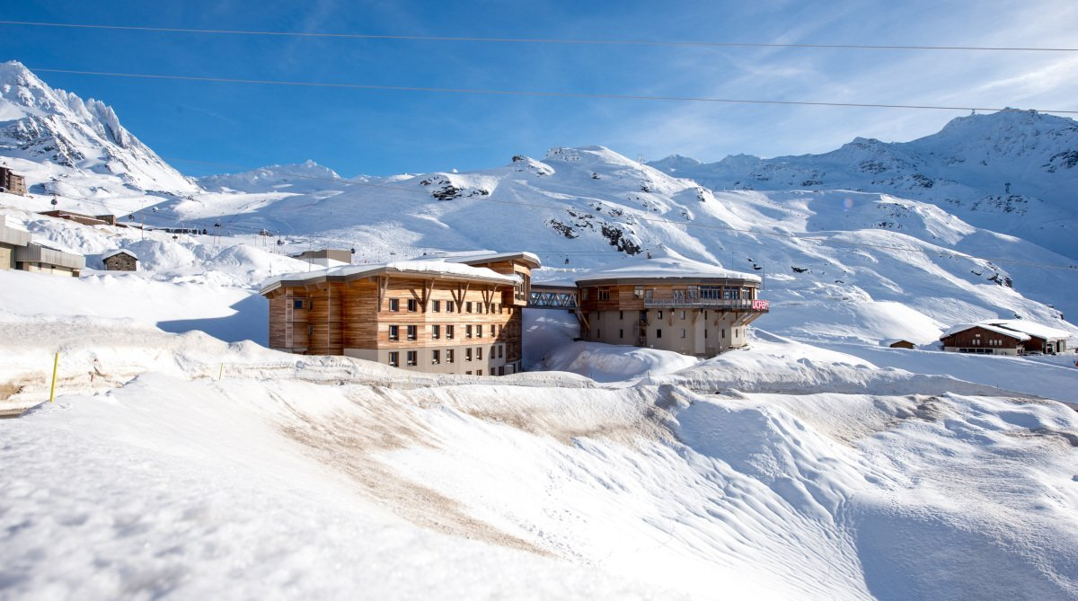 Cheap Hotels Val Thorens