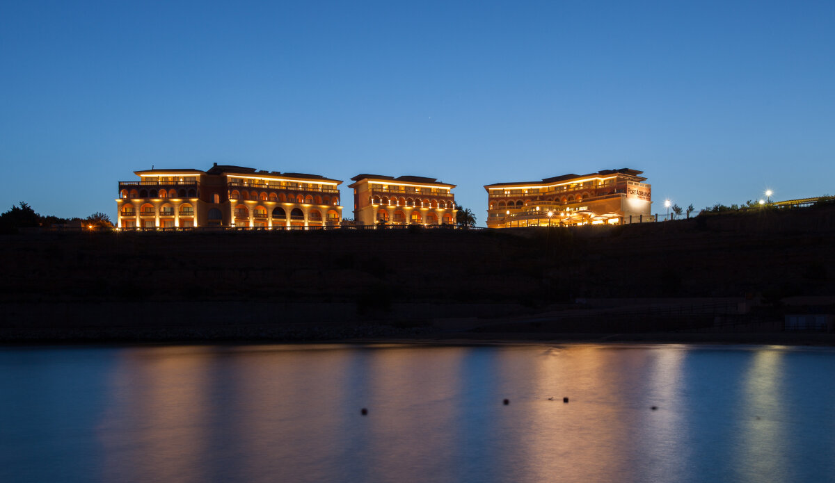 Port Adriano Marina Golf & Spa Luxury Hotel, El Toro exterior