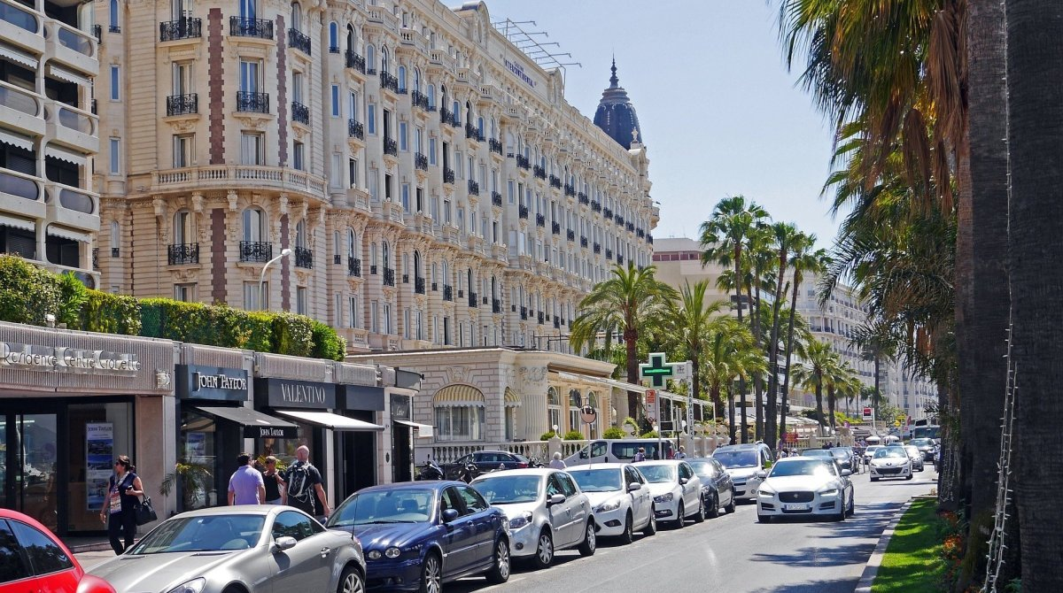 Cannes luxury hotels for summer 2019