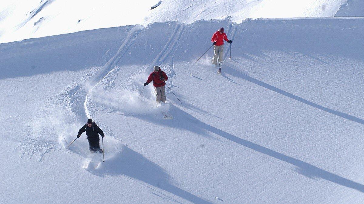 Ski Lift Opening Dates Courchevel