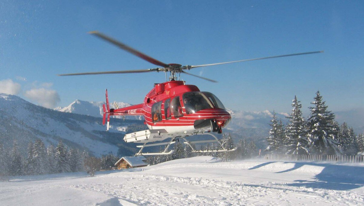 Whitetracks Helicopter Transfers,