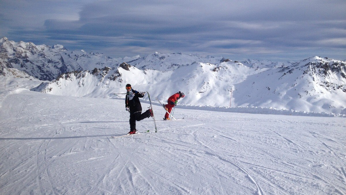 Snow Report Val d'Isere