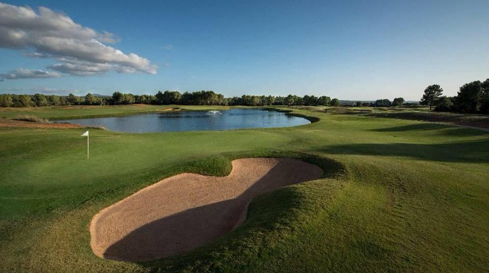 Golf Park Mallorca PuntiroGolf Course, Palma de Mallorca course