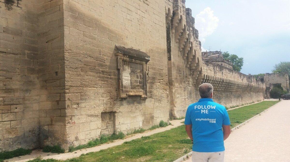 segway tour around the city walls of avignon