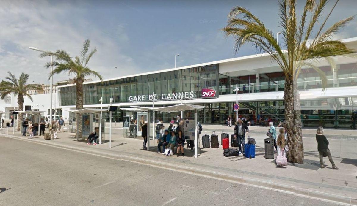 Train Services Cannes