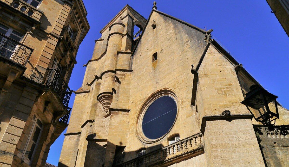 Religious Buildings Dordogne