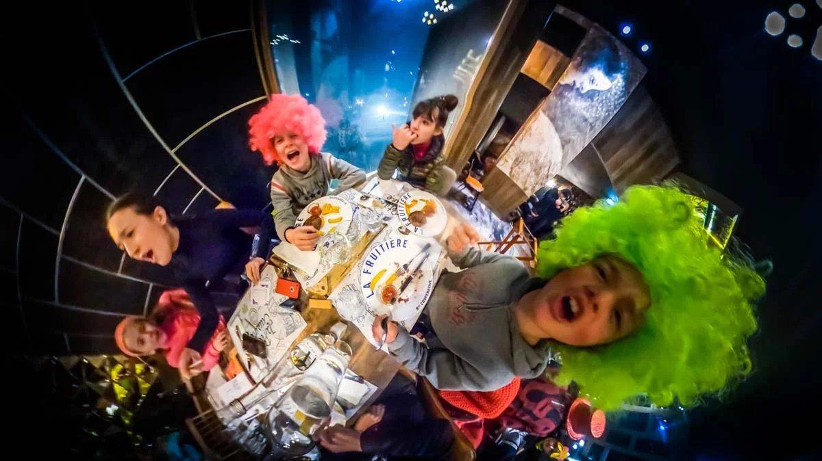 WTF Party at La Folie Douce, Les Arcs 1800